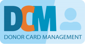 Donor Card Management application